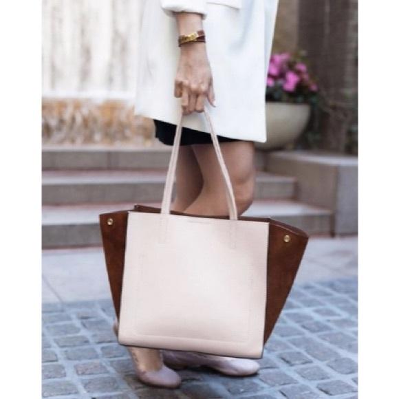 89ef4ff2606e Banana Republic Handbags - 🎉 2x HP🎉 Banana Republic Italian Leather Tote