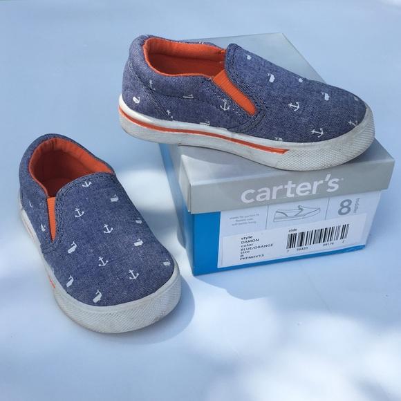 carters damon slip on