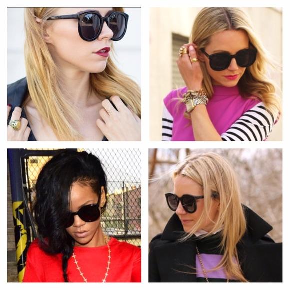 20f03969f85a Karen Walker Accessories - 😎 Karen Walker Super Duper Strength Sunglasses  🎶
