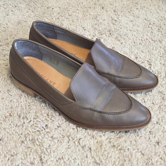 c0a112e22bd Everlane Shoes - Everlane Modern Loafer Olive 8.5 (fits like 8)