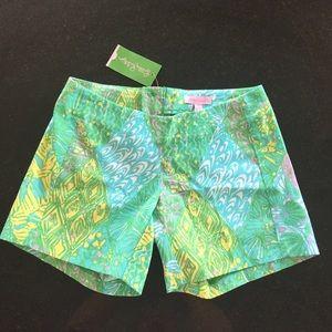 Lilly Pulitzer deenie shorts