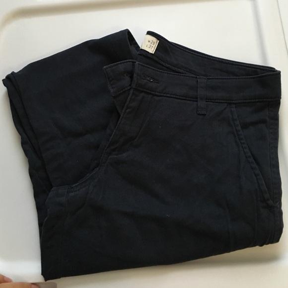 hollister school pants - photo #18