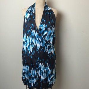 Derek Lam Dresses & Skirts - Derek Lam/design nation faux wrap bubble hem dress
