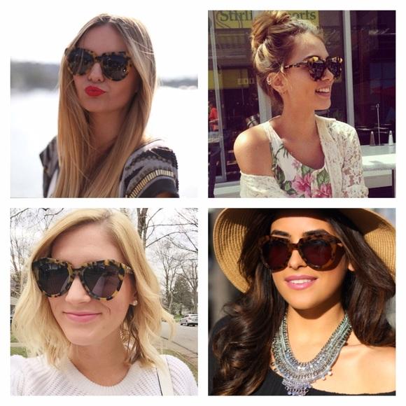 5980cc27737 Karen Walker Accessories - Karen Walker The Number One Sunglasses