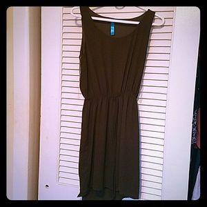 Dresses & Skirts - Dark green summer dress