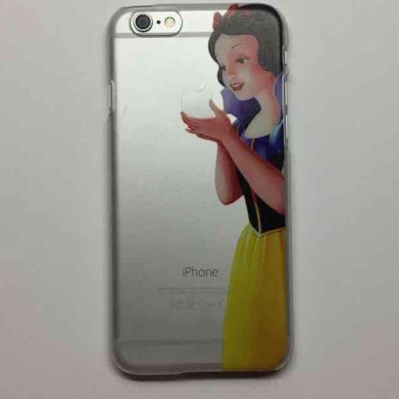 separation shoes 86795 e68de iPhone 6 6s 6+ Plus Snow White Case Brand New NWT