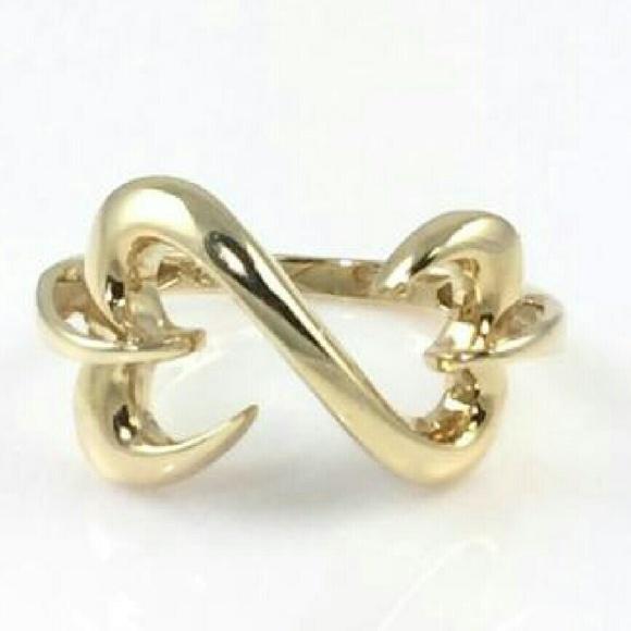 Jane Seymour Open Heart Ring