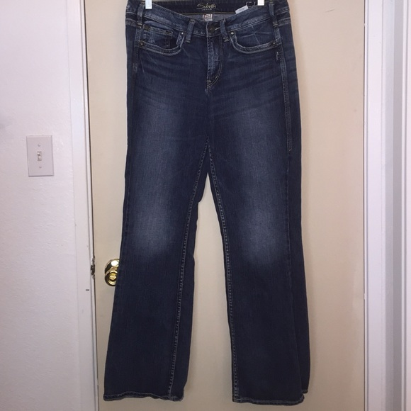 44% off Silver Jeans Denim - Silver Jeans size 14 from Renee's ...