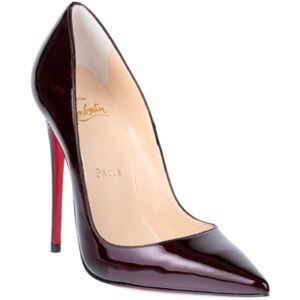 Christian Louboutin Shoes - Christian Louboutin So Kate 120