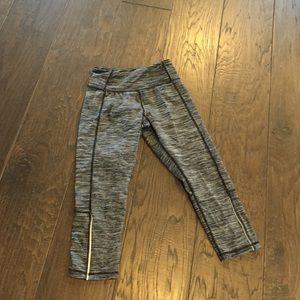 Cute workout crop pants! 