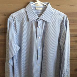 Kenneth Cole Other - MEN'S blue dress shirt