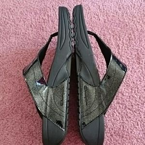 2dc87351809097 Champion Shoes - Women s Black Champion Workout Toning Slippers