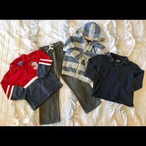 5T / 6 Boy Lot European & US brands 5 pieces
