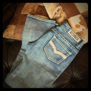Rock & Roll Cowgirl Denim - Rock & Roll jeans size 30x34