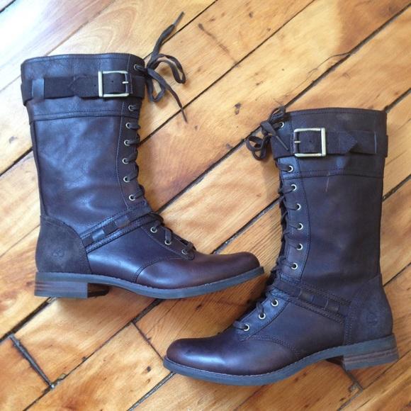 eb511fb70df Timberland Women's Savin Hill Mid Lace Boot