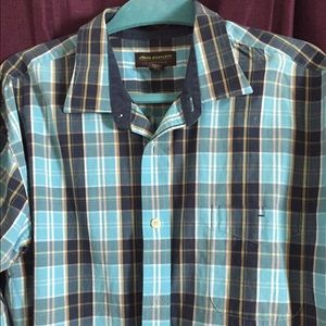 Other - Plaid button down