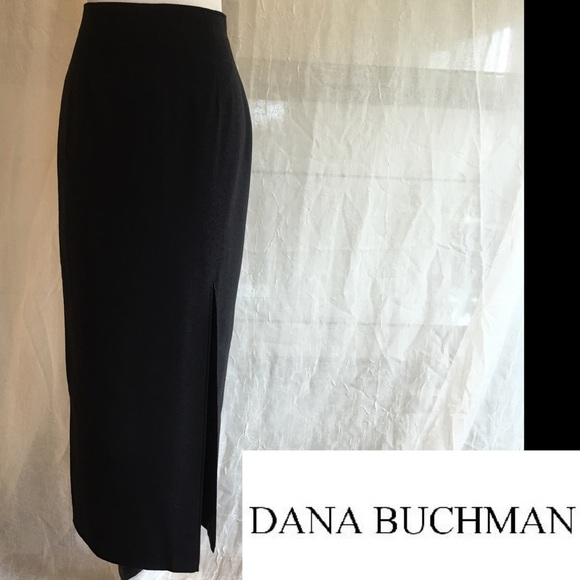 47f57a821 Dana Buchman Black Label Dresses & Skirts - NWOT Dana Buchman Black Label Maxi  Skirt With