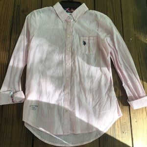 64 Off Polo By Ralph Lauren Tops Polo Button Down New