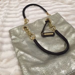 Cynthia Rowley Tote Bag in Gold