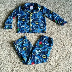 Batman Other - Batman pajamas size 6