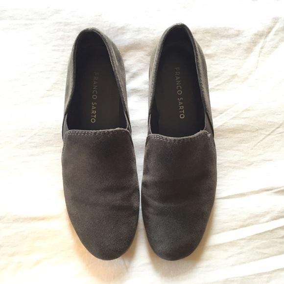 a5c8f5c67f7 Franco Sarto Shoes - Franco Sarto Suede Flats   Loafers