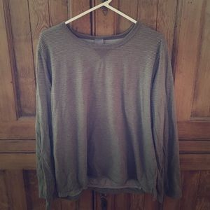 Saxx Sweaters - Gray Sax Fifth Avenue Sweater