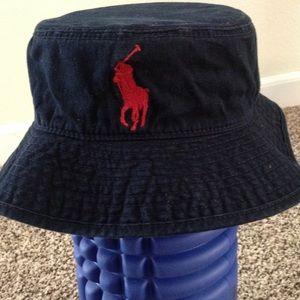 840ea6c7 Polo by Ralph Lauren Accessories   Polo Bucket Hat   Poshmark
