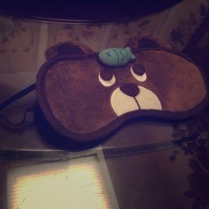 Kawaii Bear Sleep Mask