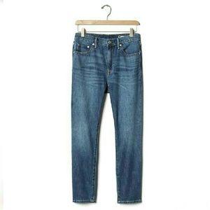 Denim - Relaxed Boyfriend Jeans