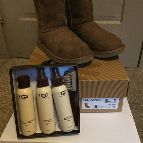 UGG Shoes   Classic Ugg Boots Kids Size