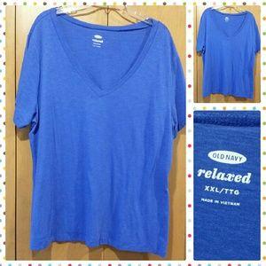 XXL Beautiful blue Old Navy tshirt