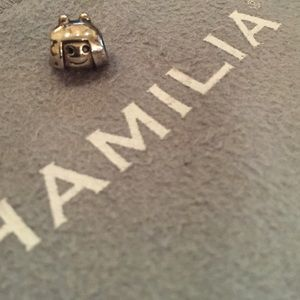 Chamilia Sterling silver Little Girl charm
