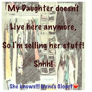 Other - My Daughter's Closet!