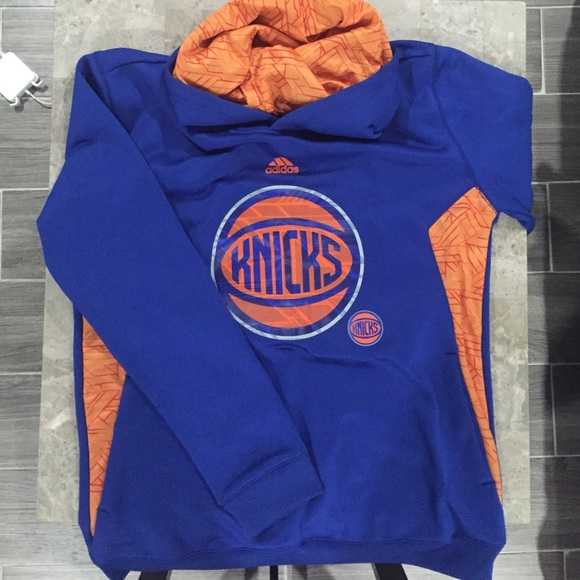ee8ed1d28918 adidas Tops - New York Knicks Hoodie