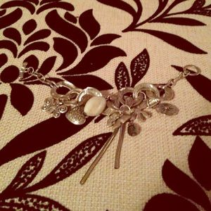 Jewelry - Silver Charm Bracelet