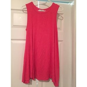 Topshop Dresses & Skirts - Coral tank dress - brand new 🌸
