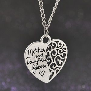 Jewelry - Mother & Daughter Necklace