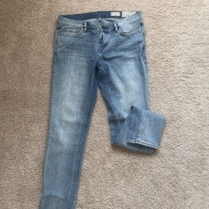 All saints Ashby Low Rise Skinny in size 28
