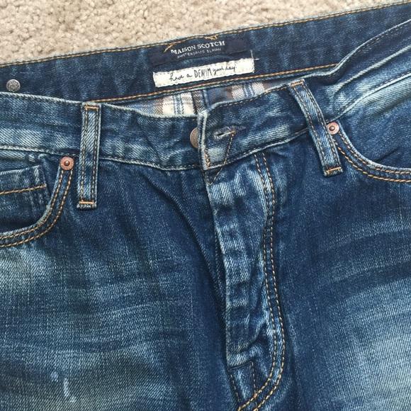 Maison Scotch Jeans - Maison scotch boyfriend jeans in SZ 28 NWOT