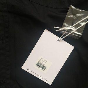 One Teaspoon Tops - One Teaspoon Cashman shirt in S Black