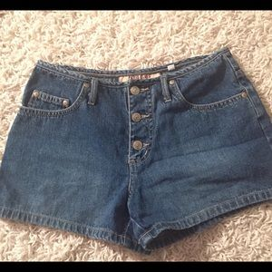Women's Sz 3 booty shorts