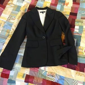 Banana Republic Jackets & Blazers - Banana Republic Black Stretch Blazer