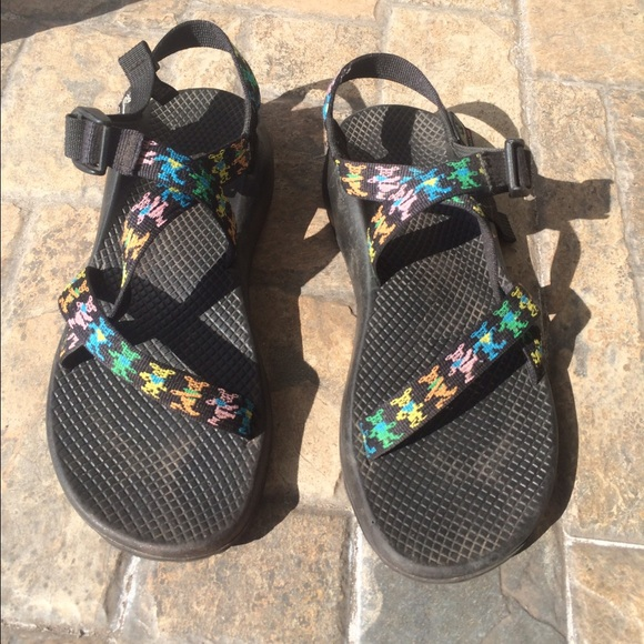 da43e03b2a30 Chaco Shoes - Women s Grateful Dead Chaco Sandals size 10