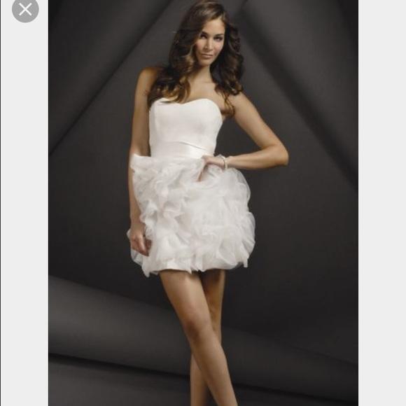6a710031 Jovani Dresses | Nwt Couture Bubble Ruffle Dress | Poshmark