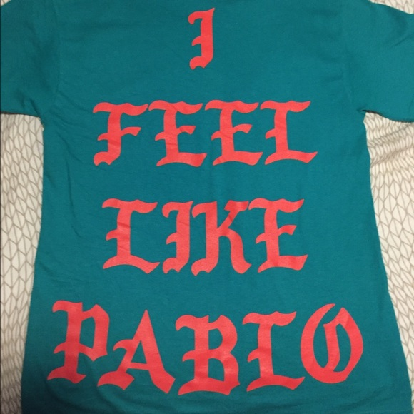 76e3fde201f45 Miami Kanye Pop Up I Feel Like Pablo Shirt Yeezy