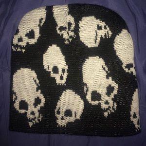 Accessories - Skull Beanie