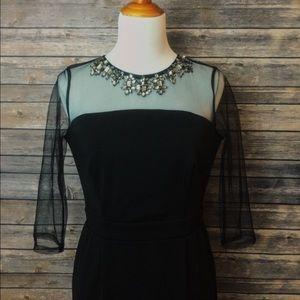 Asos Dresses & Skirts - ASOS Embellished Pencil Gown