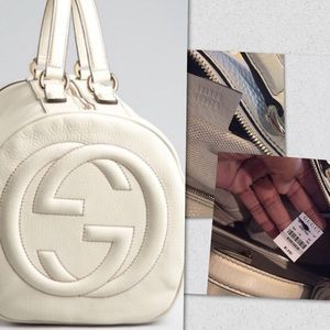 Gucci Soho Boston Bag