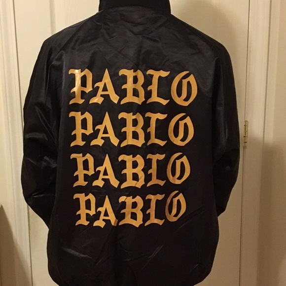 Yeezy - Authentic TLOP Pablo Bomber Jacket from ! christina's ...