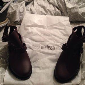 Melissa Shoes - Melissa ankle boots.